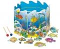 Mäng Kalapüük (värvilised kalad, magnetiga)