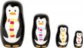 "Matrjoška ""Pingviinid"""