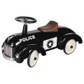 Metallist pealeistutav politseiauto