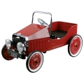 Pedaalidega auto (punane)
