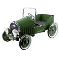 Pedaalidega auto (roheline)