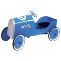 Pedaalidega auto (sinine)