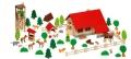 Puidust metsavahi maja