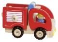Puidust tuletõrjeauto
