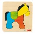 """Puzzle """"Hobune"""" (4-osaline)"""
