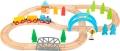 Rongiraudtee komplekt (40-osaline)