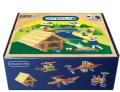 Stekuworld Color puidust konstruktor (170-osaline)